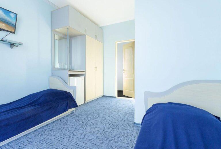 1-комнатный 2-х местный номер с видом на море