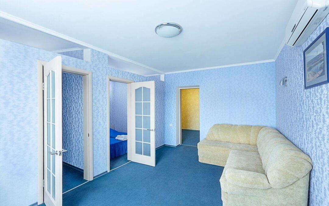 3-комнатный 4-х местный номер