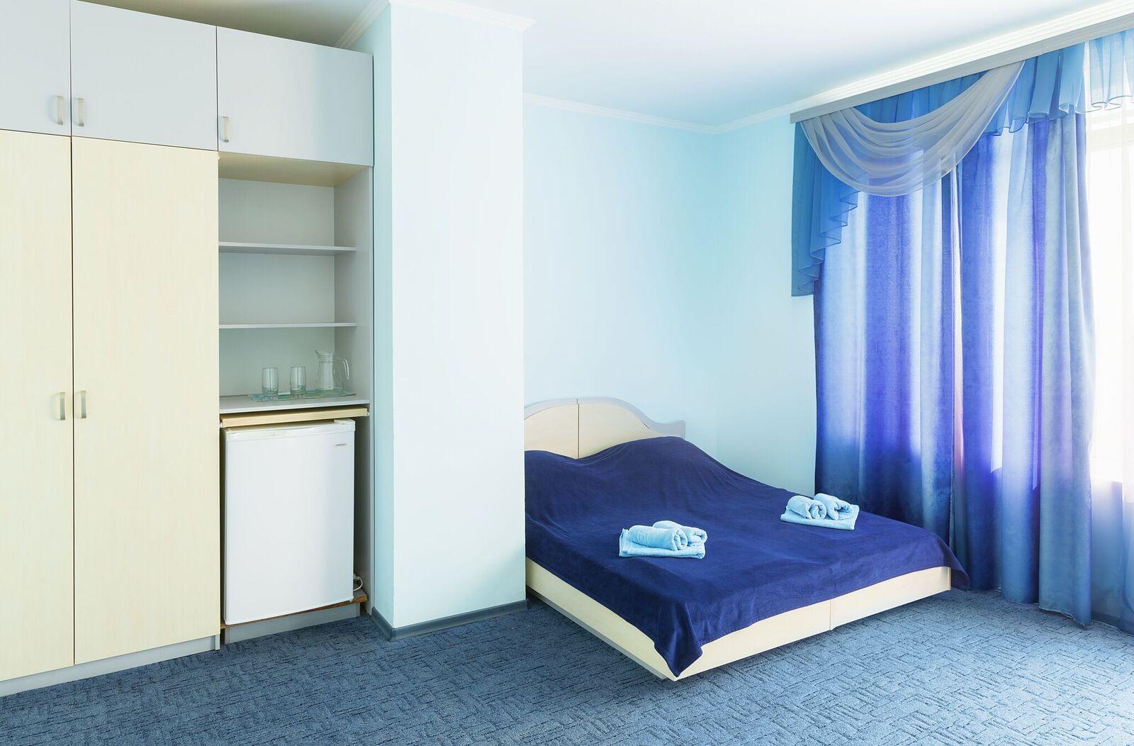 1-комнатный 2-3-х местный номер с балконом