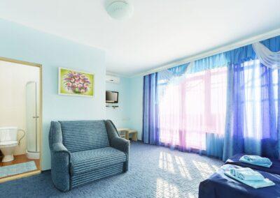 1-комнатный 2-х местный номер с балконом